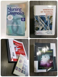 Niagara college textbooks  Welland, L3B 3V6