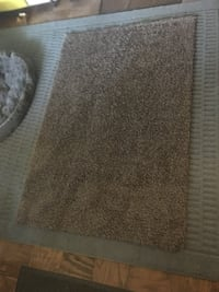 Area rug NEW 4x6 brown shag Jacksonville, 32277