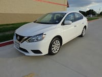 2017 Nissan Sentra SR CVT,used cars,Special In House Finance Princeton, 75407