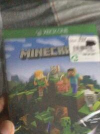 Xbox One Minecraft game case Ajax, L1Z 2C4