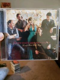 Alison Krauss, Lonely Runs Both Ways CD Redford Charter Township, 48239