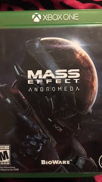 Mass Effect Andromeda Xbox one Selma, 93662