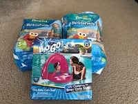 Inflatable Seat and swimming diapers Revere, 02151