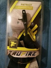 New Patriot Trufire Powerstrap, Made in USA Mount Airy, 21771
