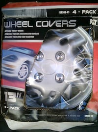 Wheel Covers For A Car Or Truck