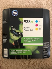 HP - 935 3-Pack Standard Capacity - Cyan/Magenta/Yellow Ink Cartridges Rockville, 20852