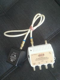 PCT-MA2-4P CATV Drop Cable Amplifier