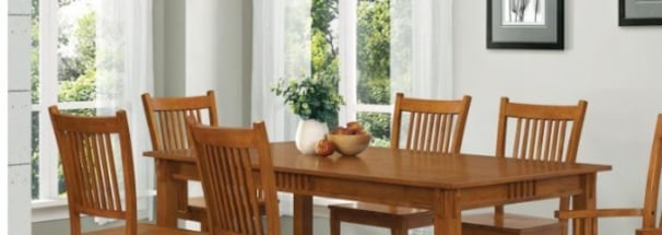 5PC Table Dining Room SET