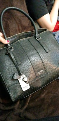 black and gray monogrammed Louis Vuitton leather h Winnipeg, R2W 1P9