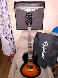 Epiphone Les Paul Special II-LE Electric Guitar Package