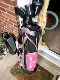 Women's golf clubs and bag Woodbridge, 22192