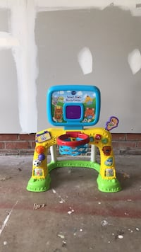 toddler's multicolored Vtech Smart Shots Sports Center Centreville, 20120