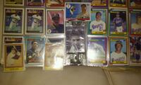 assorted baseball player trading cards Lake Worth, 33462