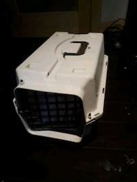white and black pet carrier Toronto, M1L