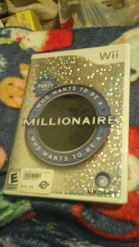 Wii Who Wants To Be A Millionaire