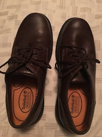 Timberland size 9 worn once Swampscott, 01907