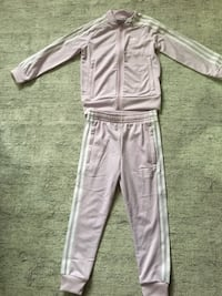 Adidas Lilac Girls Tracksuit US sz 7 North Las Vegas, 89084