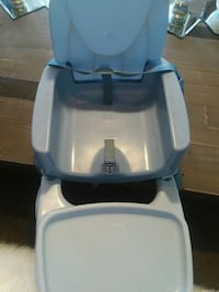 Baby seat with tray and adjustable heights  Tulsa, 74134