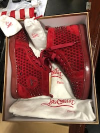 Christian louboutins size 41(fits 9-9.5) Springfield, 22150