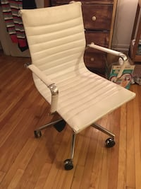 Mad Men office chair. Eames style.