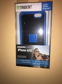 blue and black iPhone case Falls Church, 22044
