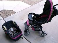 Car seat and stroller Phoenix, 85022
