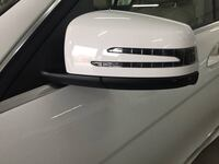 LED DOOR MIRROR WHITE COVER SET FOR 2007-2009 MERCEDES BENZ W204 537 km