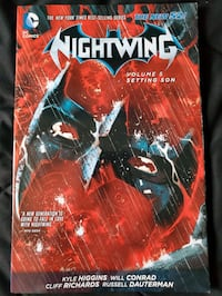 Nightwing Comic Graphic Novel Complete Set Vol 1-5