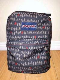 Jansport backpack Toronto, M5B 2B9