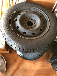 Winter tires 195/65 R15 Mississauga, L5W 1H7