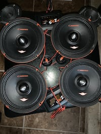Cadence 6.5 150W Speakers x 4 Virginia Beach, 23453