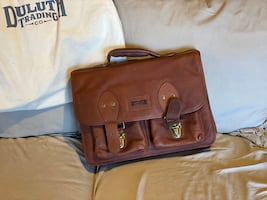 Briefcase / Laptop case by Deluth