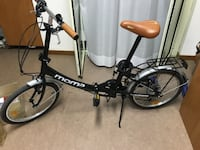 Foldable bicycle ROME