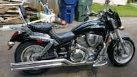 black and chrome cruiser motorcycle Woodbridge, 22193