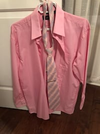 Shirts with tie size 15 / half