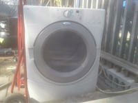 white front-load clothes washer Wichita, 67211