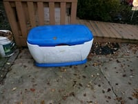 Toy box used outside  Columbia, 21044