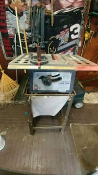 10in TABLE SAW Minerva, 44657