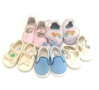 Girls' crib shoes Etobicoke