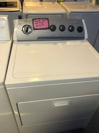 Whirlpool front load dryer, in perfect condition w/4 months warranty