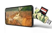 Brand New Seal In Box Trail Camera Viewer Game Camera Reader - Trail Hunter View Hunting Photos and Videos or any Wildlife Game Camera on Smartphone for for iPad Mac & Android, SD & Micro SD Hayward, 94544