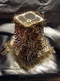 Leopard Print lampshade Hagerstown, 21742