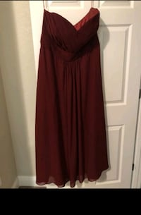 Bridemaid dress size 24 Manteca