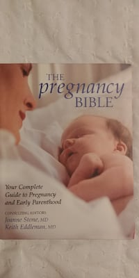 The Pregnancy Bible book Mississauga