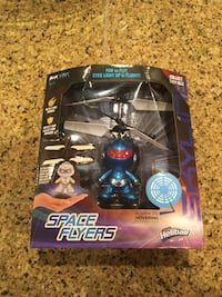 blue Space Flyers figure box Snoqualmie, 98065