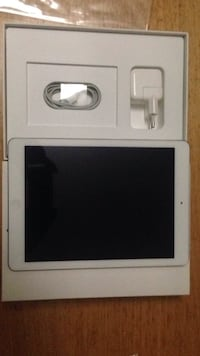 IPad Air 16gb en perfecto estado con cargador y caja!!