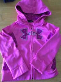 pink Under Armour pullover hoodie Commerce City, 80022