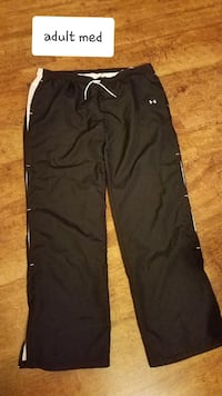 black and white Nike pants Thurmont