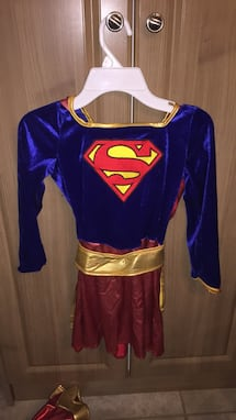 Superwoman -size 4/5