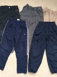 Five Pairs of Boy Pants - Size 6X Edmonton, T6X 0R6